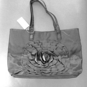 New Flower Design Tote